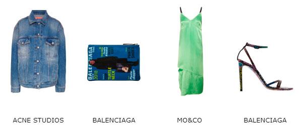 Сумка-журнал Balenciaga уже в Aizel и LePodium